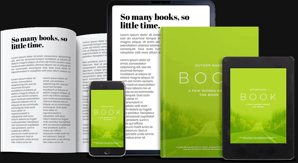 Book Formats